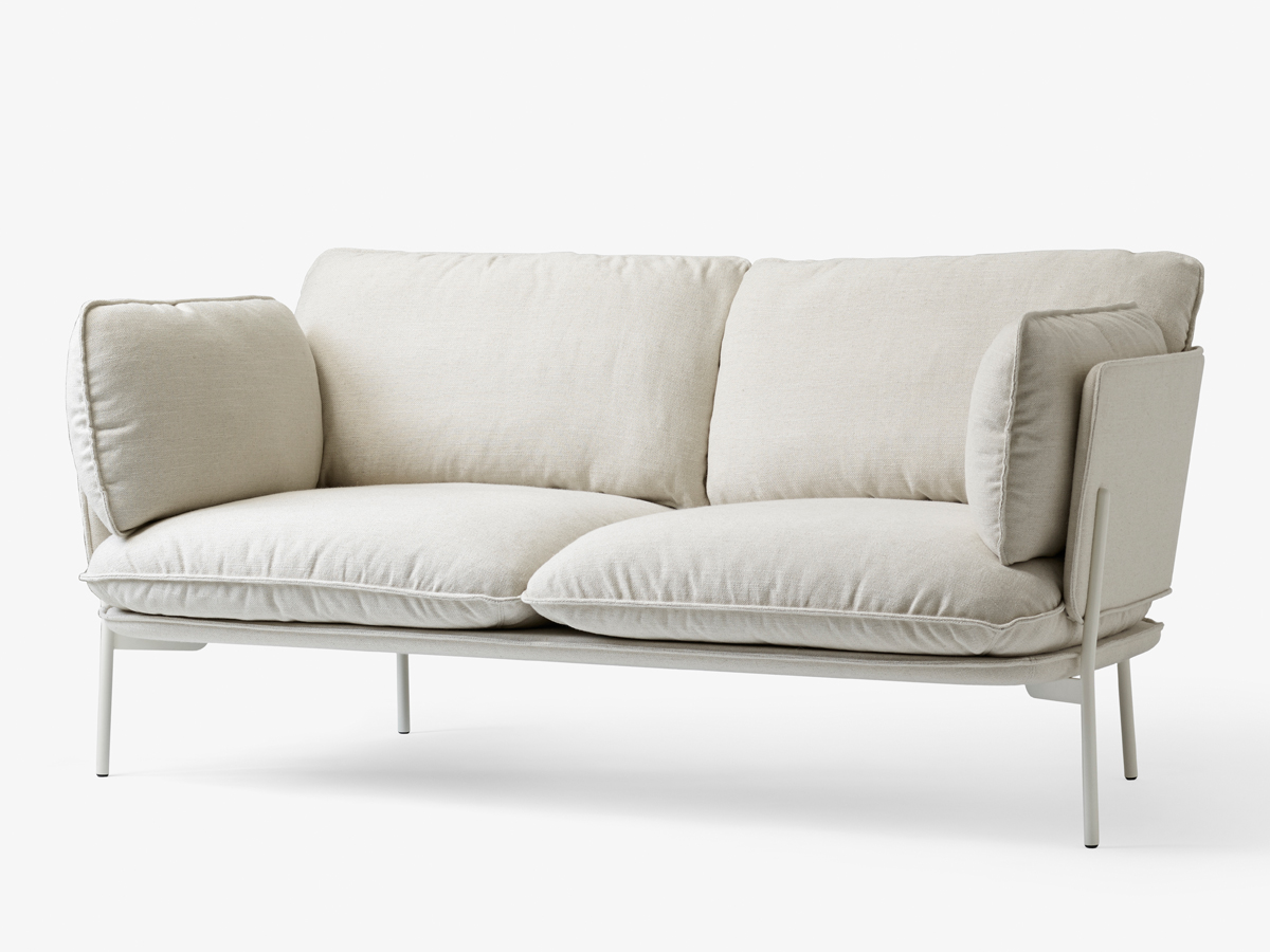 cloud 9 sofa dakota costco buy the andtradition two seater ln2 at nest co uk