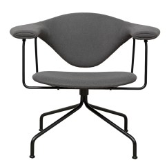 Swivel Chair Keeps Turning Thomasville Dining Chairs Discontinued Buy The Gubi Masculo Lounge Base At Nest Co Uk
