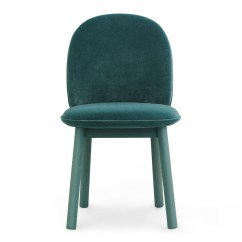 Copenhagen Dining Chairs Swivel Reclining Uk Buy The Normann Ace Chair Velour At Nest