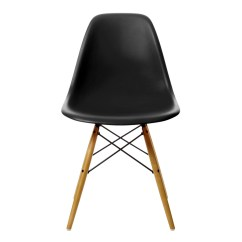 Eames Style Plastic Chair Small Desk Chairs With Arms Buy The Vitra Dsw Side Golden Maple