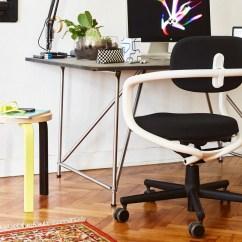 White Swivel Desk Chair Uk Heater Buy The Vitra Allstar Office At Nest Co