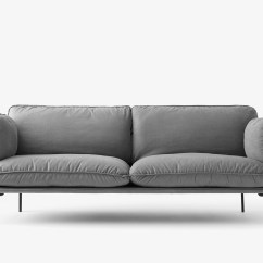 Cloud 9 Sofa Tufted Set Cheap Buy The Andtradition Three Seater Ln3 2 At Nest Co Uk