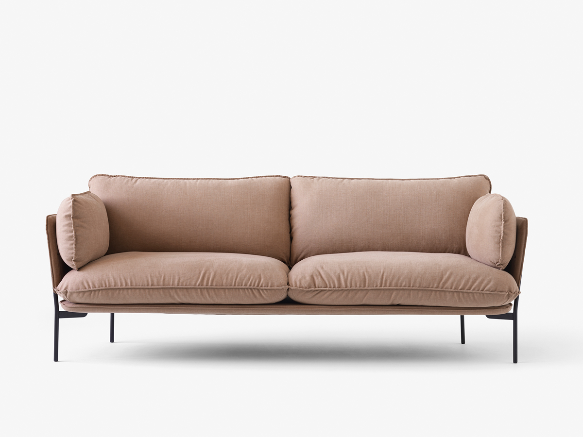 cloud 9 sofa bailey furniture village buy the andtradition three seater ln3 2 at nest co uk