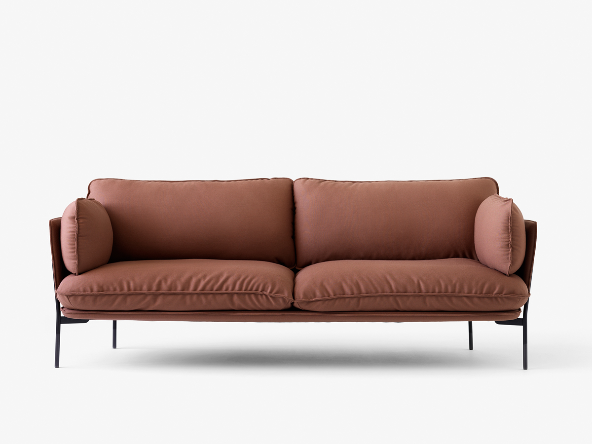cloud 9 sofa fabric uk buy the andtradition three seater ln3 2 at nest co