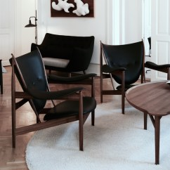Finn Juhl Chair Uk Round Wicker Chairs With Cushion Buy The House Of Chieftains Armchair At Nest Co