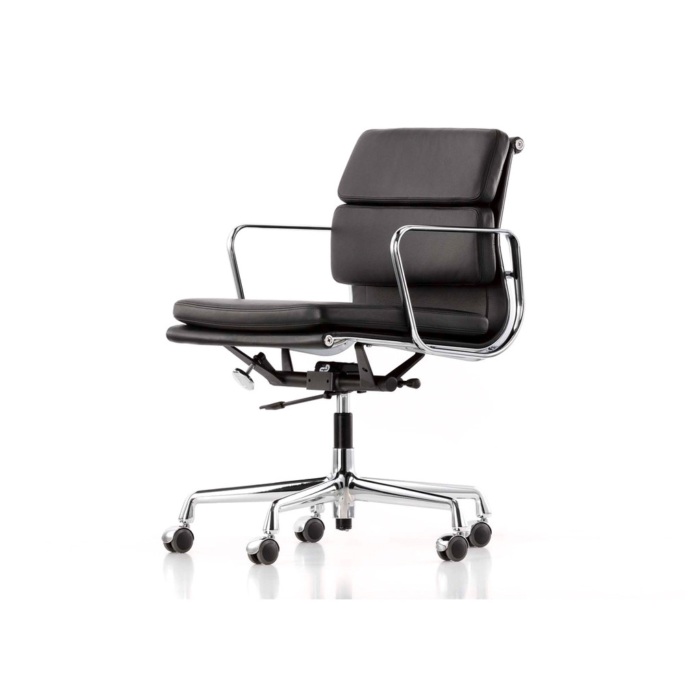 Vitra Office Chair Vitra Eames Ea 217 Soft Pad Office Chair
