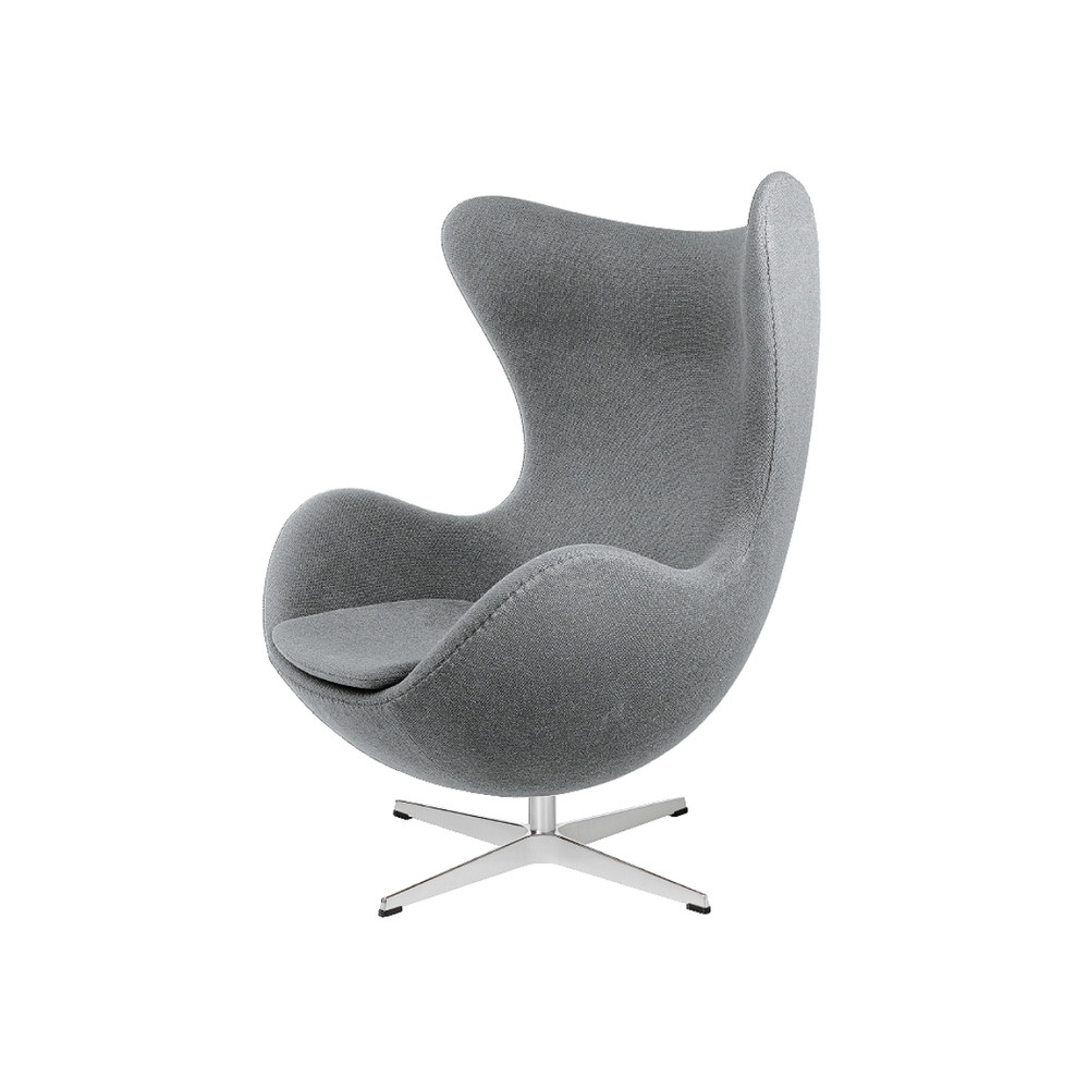 Fritz Hansen Chairs Fritz Hansen Egg Chair Hallingdal Fabric