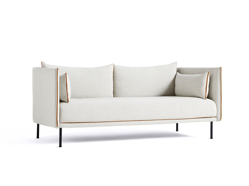 organic sofa uk designs hd images buy the hay silhouette two seater at nest co