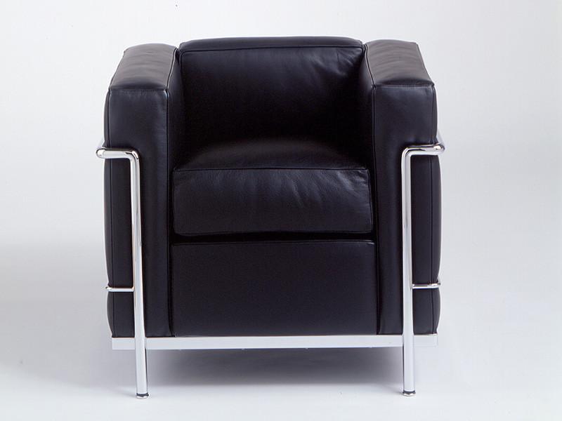 Buy the Cassina LC2 Armchair at Nestcouk