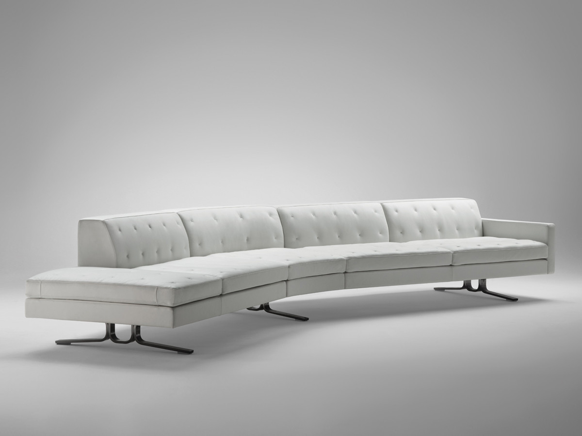 poltrona frau sofa kennedee blue bed uk buy the curved at nest co
