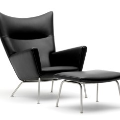 Wingback Chair Uk Wooden Church Chairs With Arms Buy The Carl Hansen And Son Ch445 Wing At