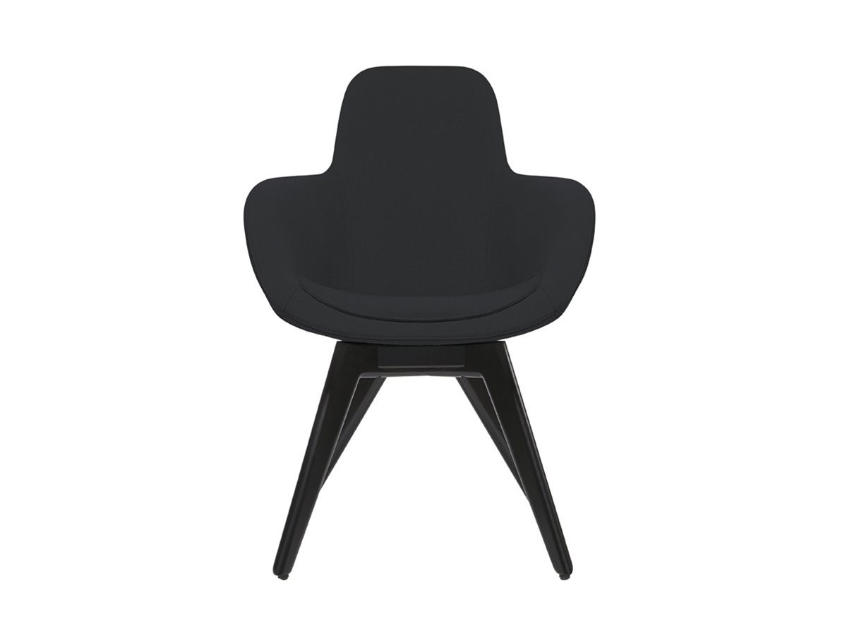 scoop back upholstered dining chairs toddler rocking recliner chair buy the tom dixon high at nest co uk
