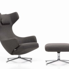 Vitra Lounge Chair Solid Wood Table And Chairs Buy The Grand Repos At Nest Co Uk