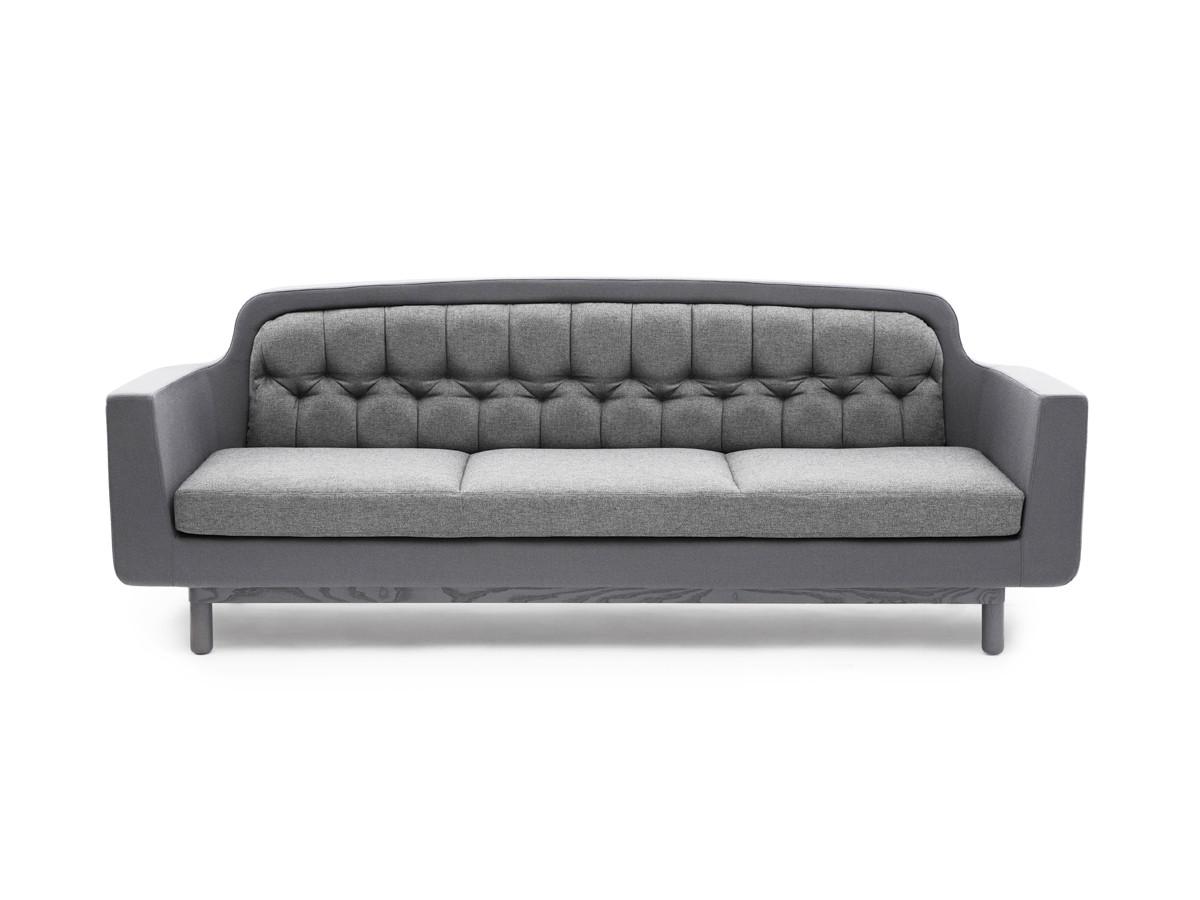 buy sofa uk pet cover pattern the normann copenhagen onkel three seater at nest