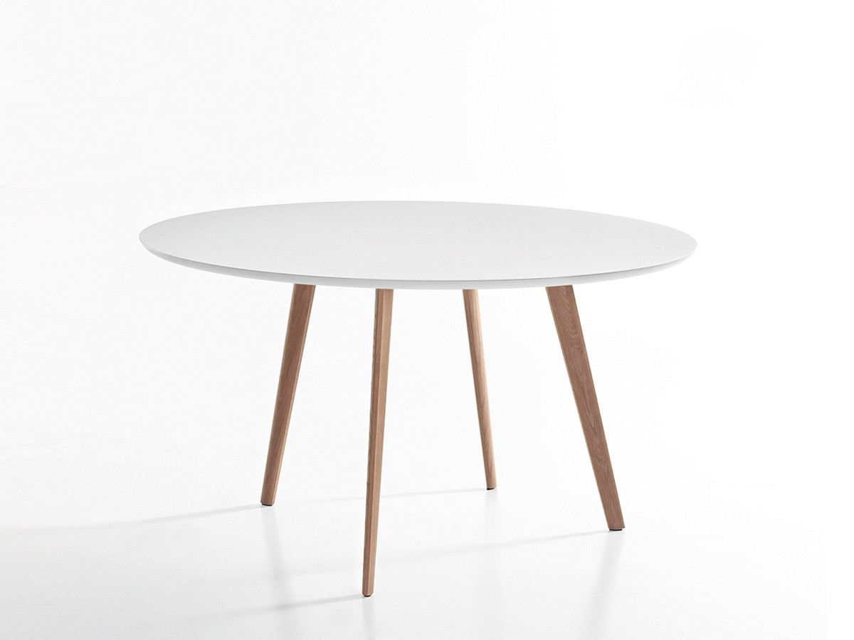 where can i buy a kitchen table small outdoor ideas the arper gher round at nest co uk