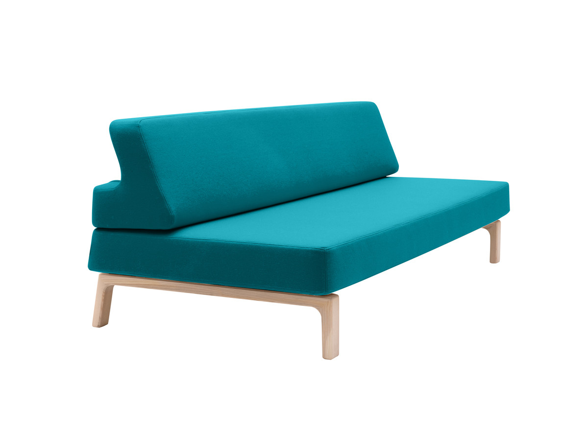 buy sofa uk baker archetype wood banded the softline lazy bed at nest co
