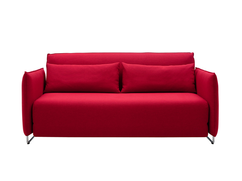 sofa beds uk legs with wheels buy the softline cord bed at nest co
