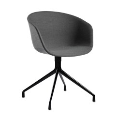 Swivel Office Chair Base Kitchen Tall Chairs Buy The Hay About A Aac21 Upholstered Armchair