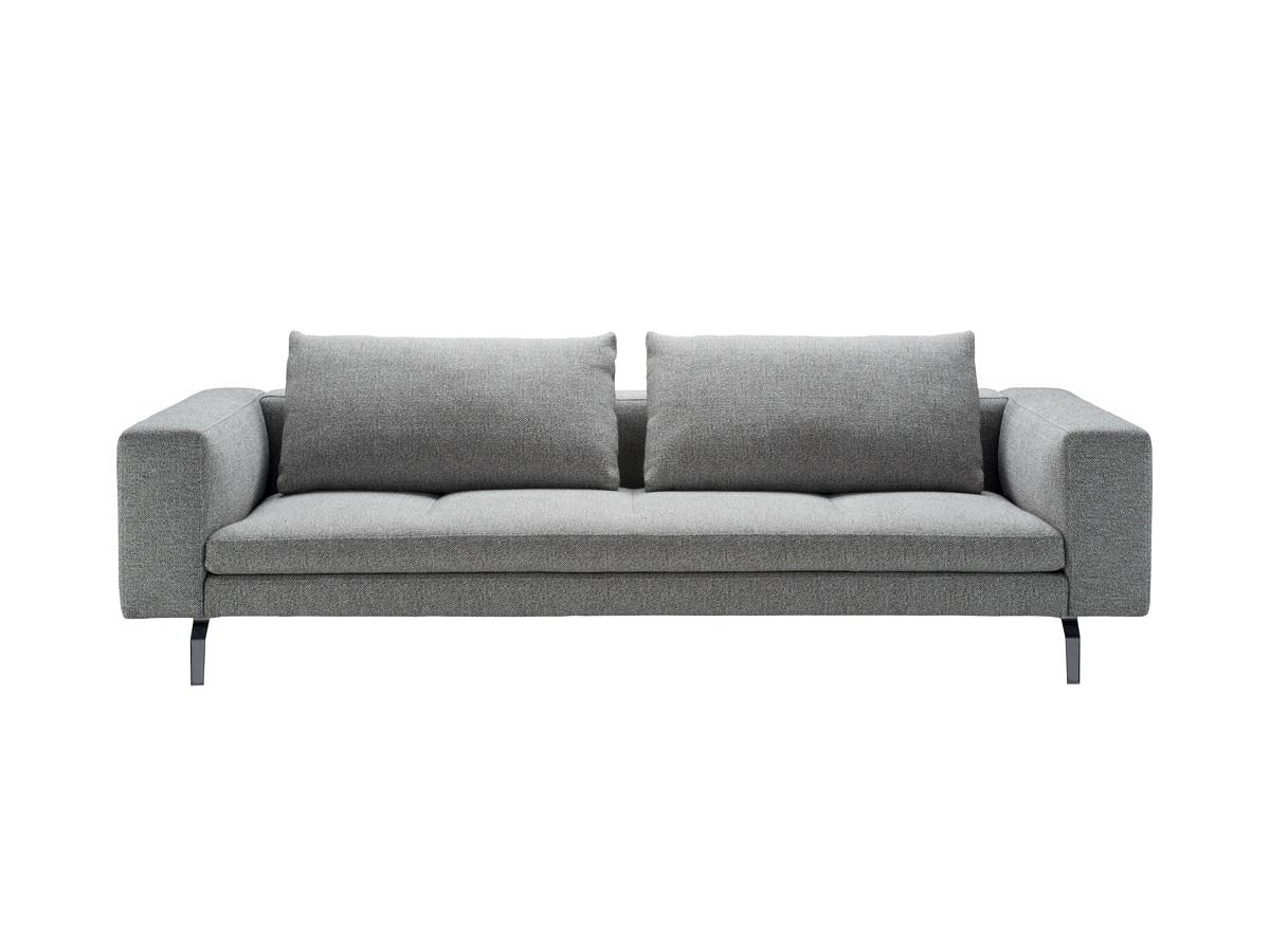 zanotta sofa bed sleeper mattress pad buy the 1335 bruce three seater at nest co uk