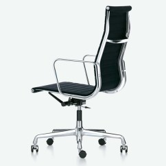 Vitra Office Chair Accent Chairs For Small Spaces Buy The Eames Ea 119 Aluminium At Nest Co Uk