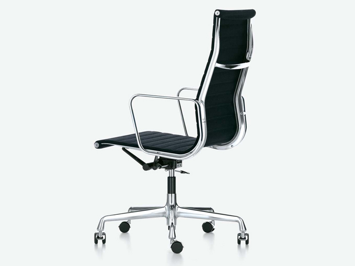 Vitra Office Chair Buy The Vitra Eames Ea 119 Aluminium Chair At Nest Co Uk