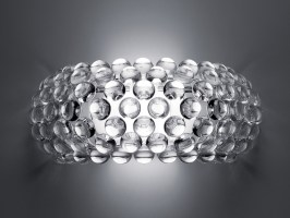 Buy the Foscarini Caboche Wall Light Transparent at Nest.co.uk