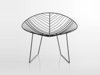 Buy the Arper Leaf Lounge Chair at Nest.co.uk