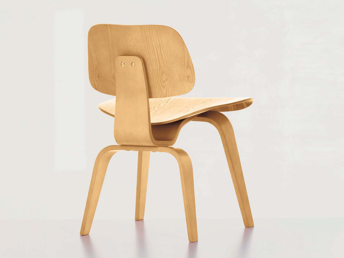 how to make a plywood chair contemporary desk buy the vitra dcw eames at nest co uk