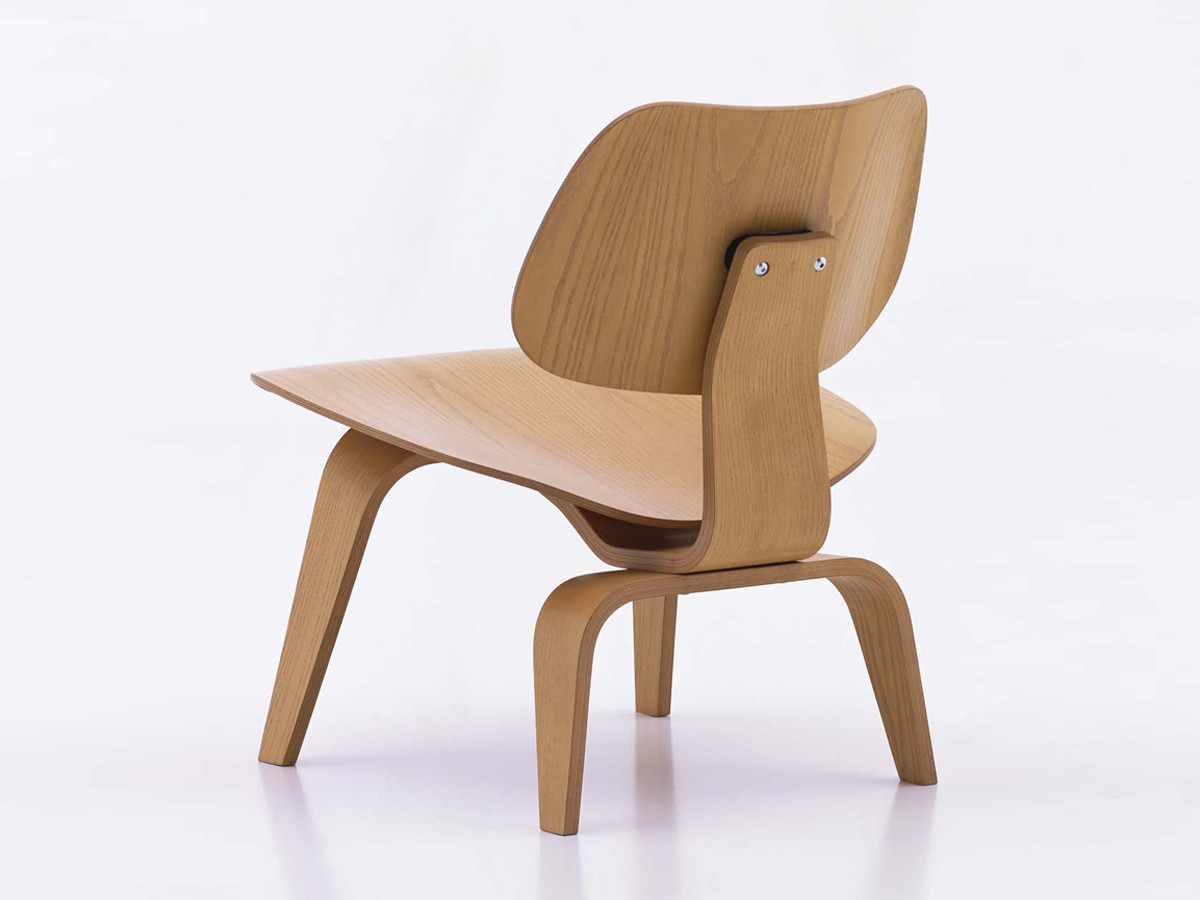 how to make a plywood chair computer with arms buy the vitra lcw eames at nest co uk