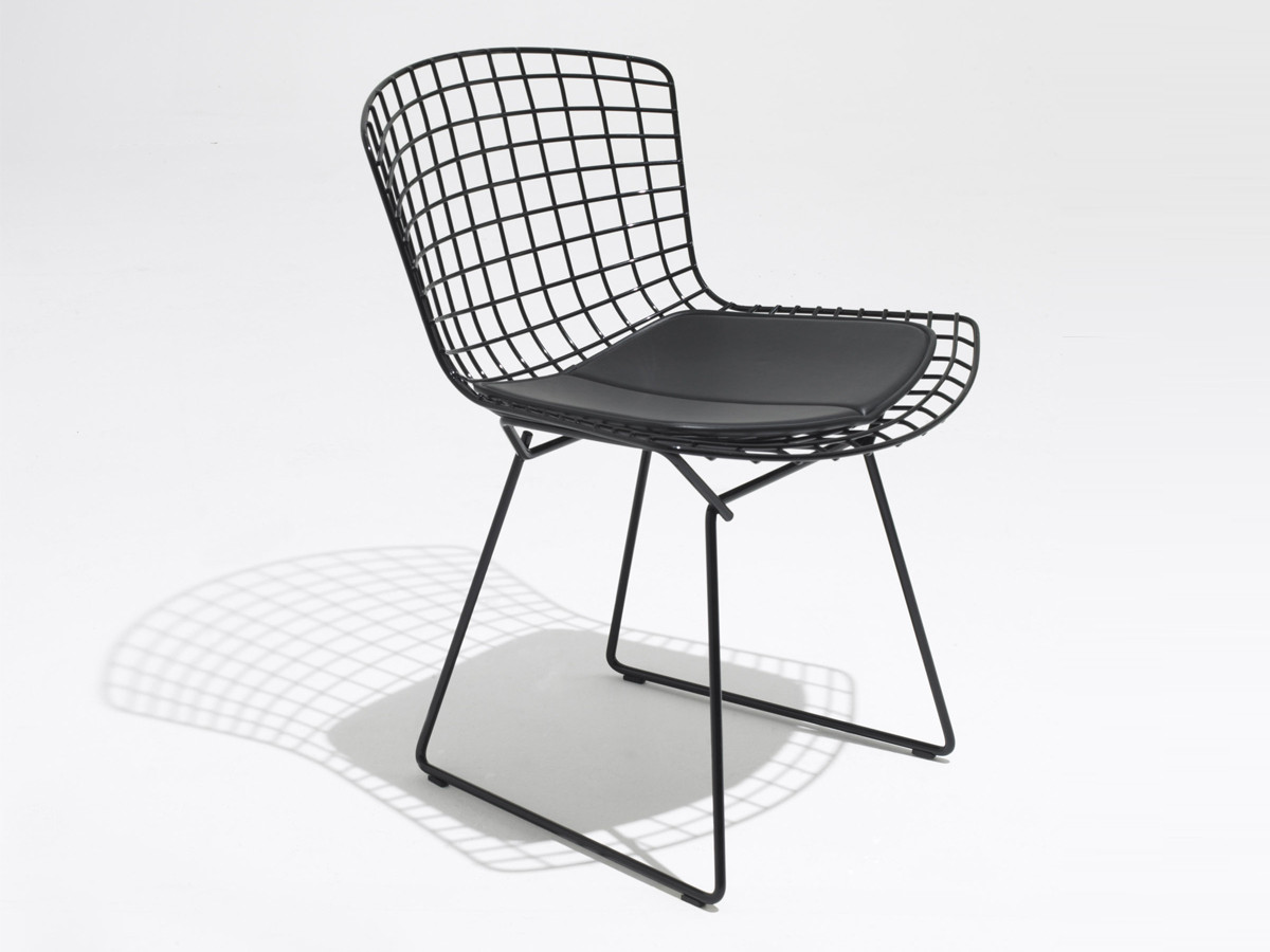 bertoia side chair zero gravity lawn chairs canada buy the knoll studio outdoor at