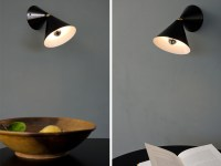 Buy the Atelier Areti Cone Wall Lamp at Nest.co.uk