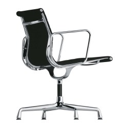 Home Office Chair No Wheels Uk Parson Dining Chairs Buy The Vitra Eames Ea 108 Aluminium At Nest Co