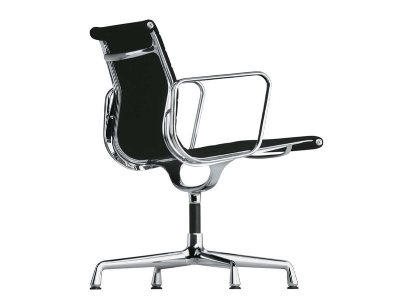 Buy the Vitra Eames EA 108 Aluminium Chair at Nestcouk