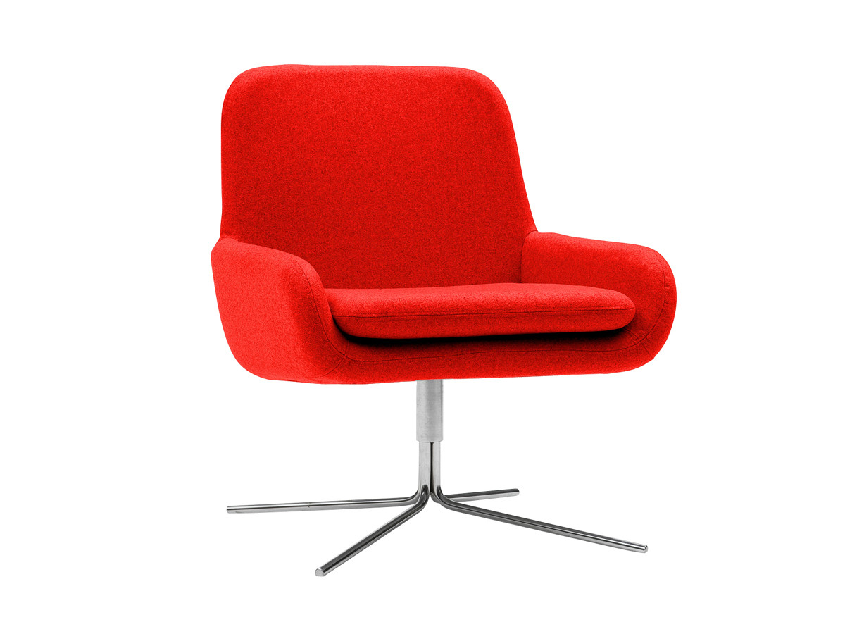 swivel chair keeps turning mid century modern dining buy the softline coco at nest co uk
