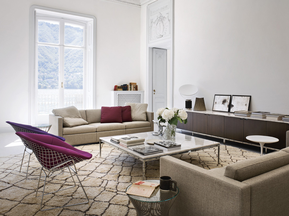 Buy the Knoll Florence Knoll Low Tables at Nestcouk