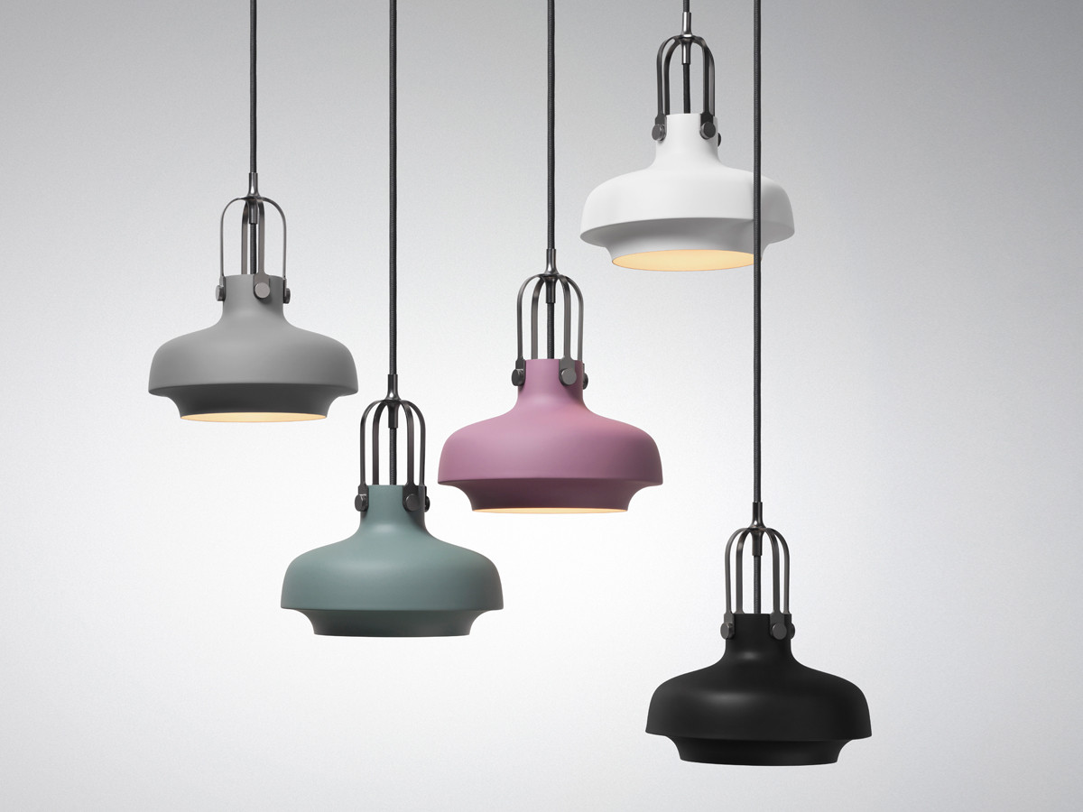 Buy the &Tradition Copenhagen SC6 Pendant Light at Nest.co.uk