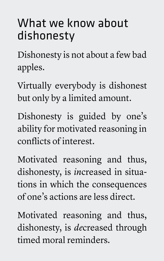 JCI Dishonesty In Scientific Research