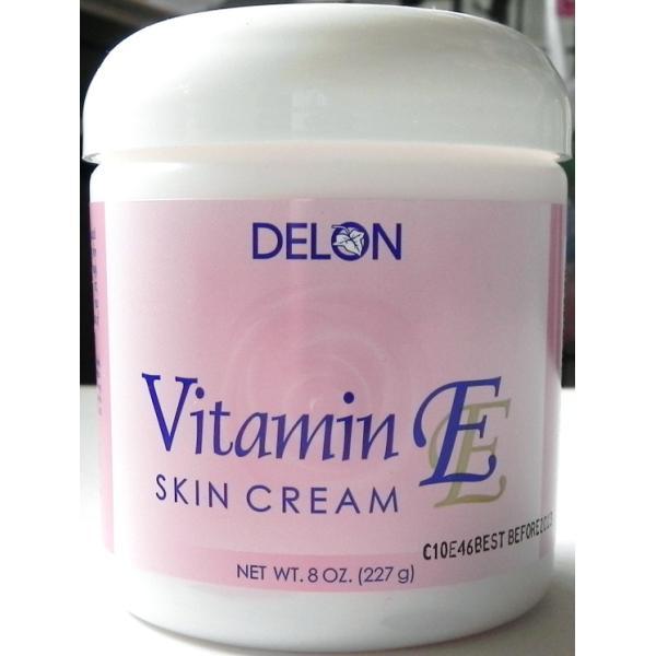 Wholesale Delon 8 Oz Vitamin E Skin Cream (SKU 635648 ...