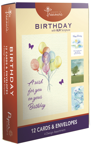 Religious Birthday Cards Bulk