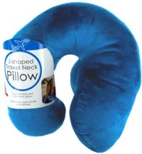 Wholesale J-Shaped Travel Neck Pillow (SKU 2268001) DollarDays
