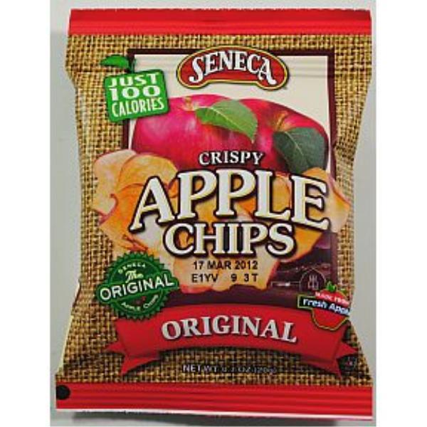 Wholesale Seneca Crispy Apple Chips Original SKU 777820