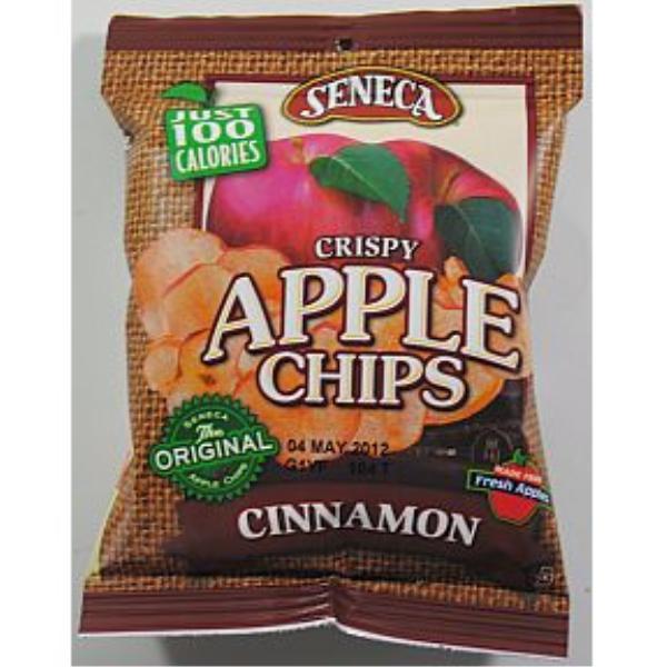 Wholesale Seneca Crispy Apple Chips Cinnamon SKU 777819