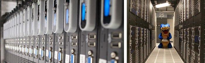 Data Center do Hostgator