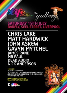 The Gallery in Liverpool