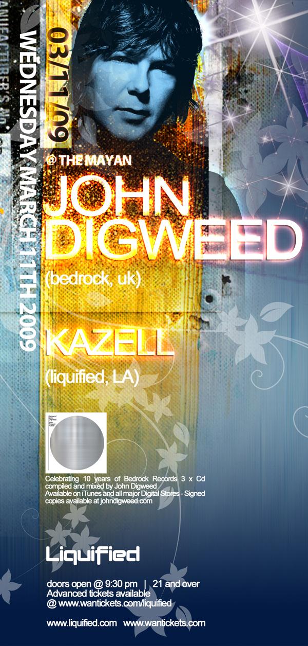 John digweed los angeles