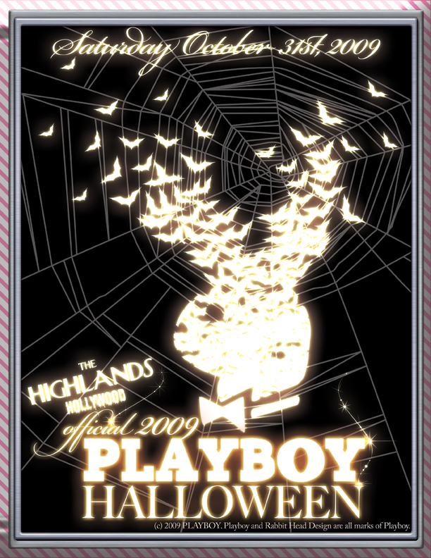 10/31 The Official Playboy Halloween Party Oct31