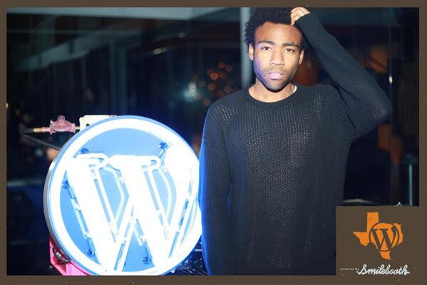 Childish Gambino & WordPress
