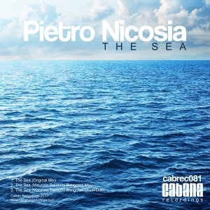 Pietro Nicosia – The Sea (Cabana Recordings)
