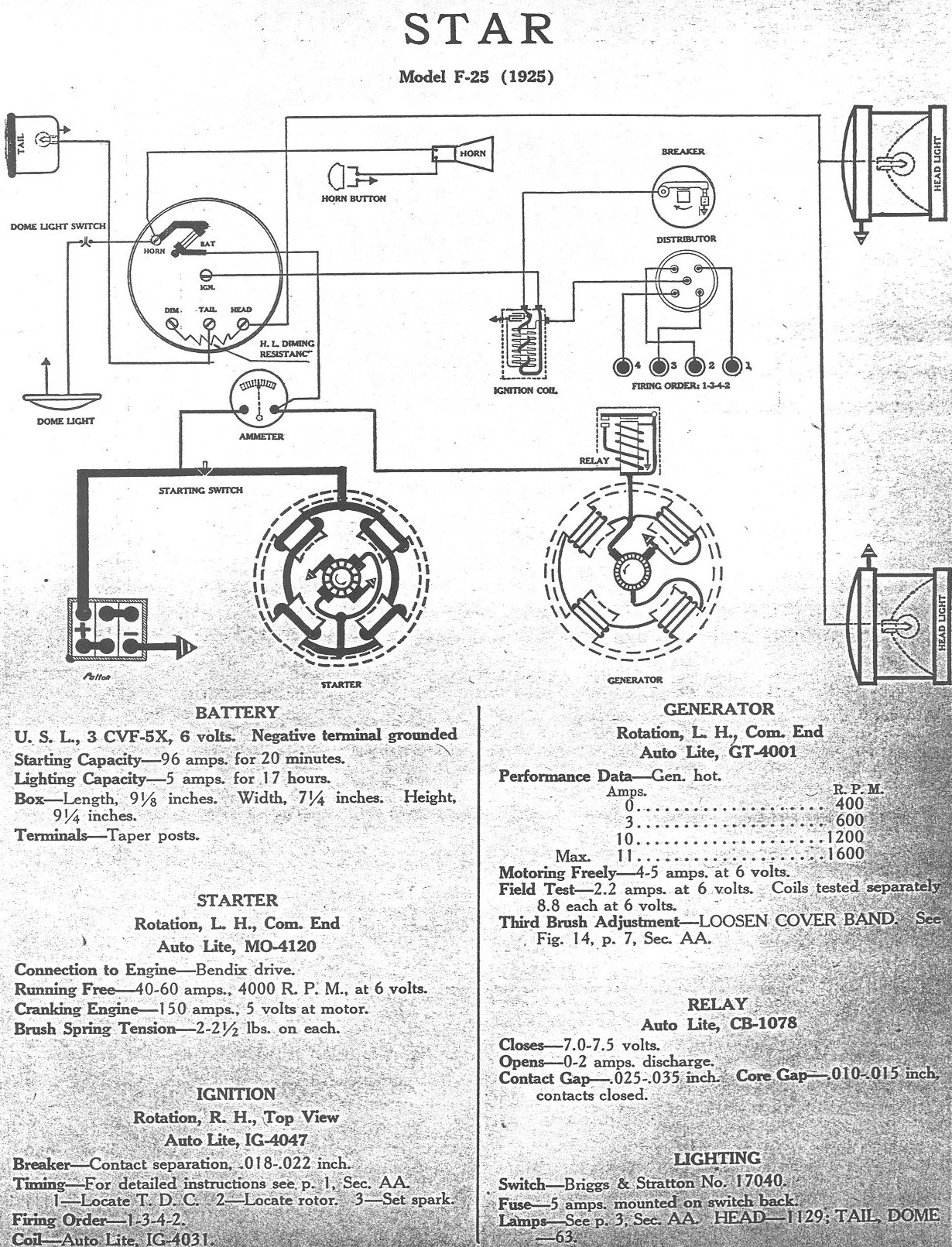 1925 model t ford wiring diagram serpentine belt installation 1926 1927 best library four cylinder six diagrams