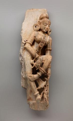 Dancing Figure, 12th-13th century, Dallas Museum of Art, gift of the Alvin and Lucy Owsley Foundation